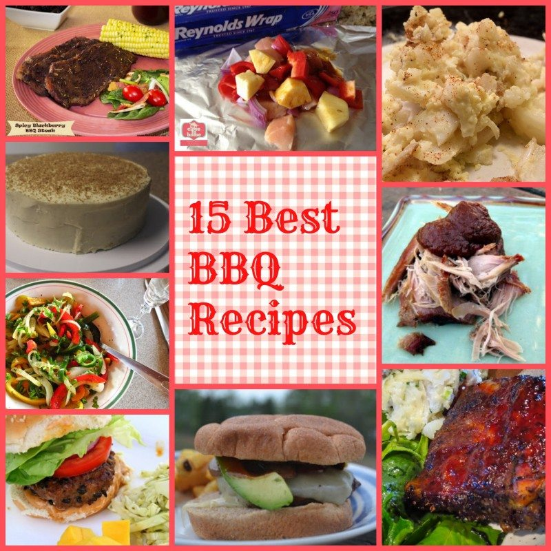 Top Barbecue Recipes For Father's Day, Fourth Of July You