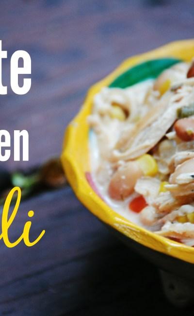 Easy Peasy White Chicken Chili Recipe