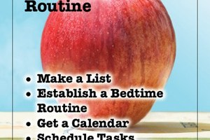 Tips for Establishing a Back to School Routine