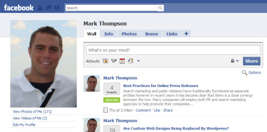 Defining Facebook Profiles, Pages, Groups, and Communities ...