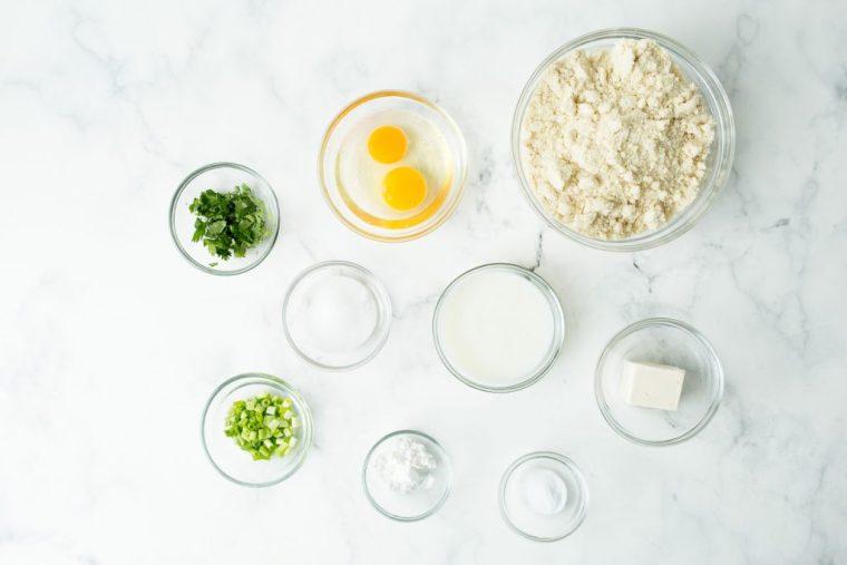 Cheddar Bay Biscuits Ingredients