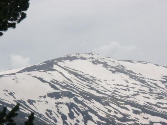Nidza i vrh Kajmakcalana (Kapelica)
