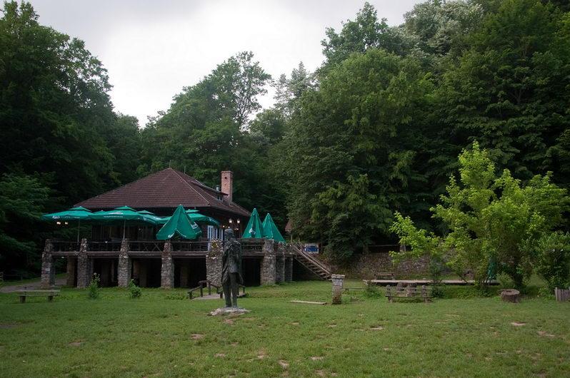 Brankov čardak i spomenik Branku Radičeviću