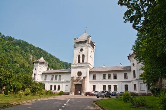 Manastir Tismana