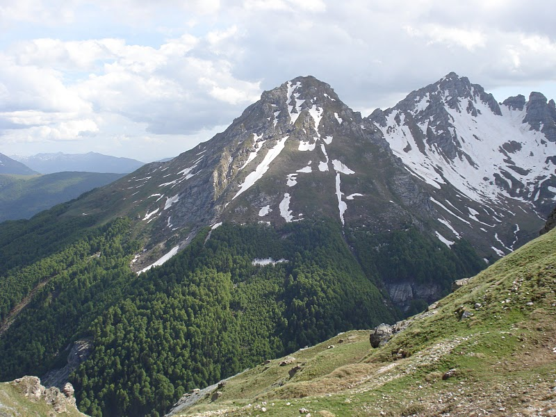 Dva divna vrha - Ribnicka Skala i Kabash
