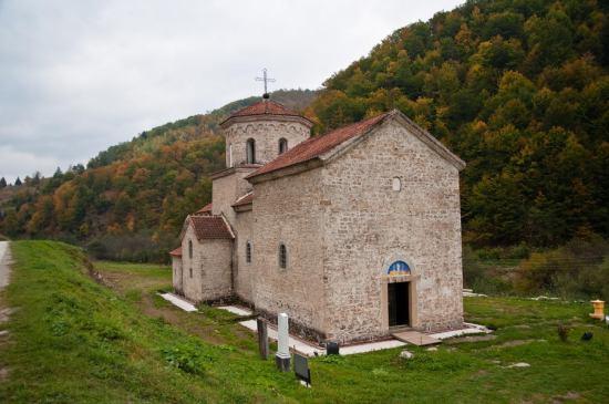 Crkva manastira Pridvorica