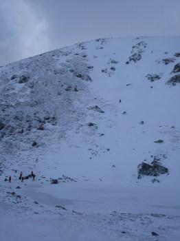 Zamrznuta Salakovska jezera