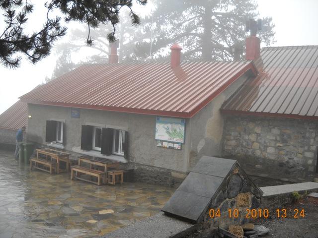 Dom A a na 2100 m