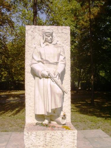 Staze I Bogaze Geokes Spomen Park Oslobodiocima Beograda
