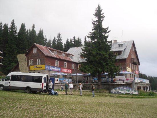 Planinarski dom ,,Aleko,,