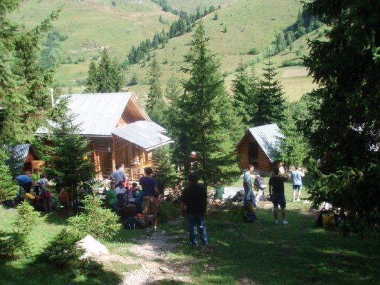 Smeštaj planinara Babino polje naselje Luka