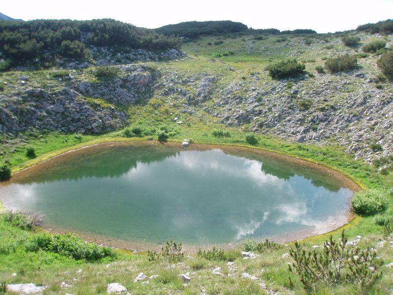 Kao i Crvenjak jezero