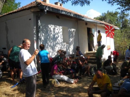 Planinarski dom Kumanovo u selu Malotino