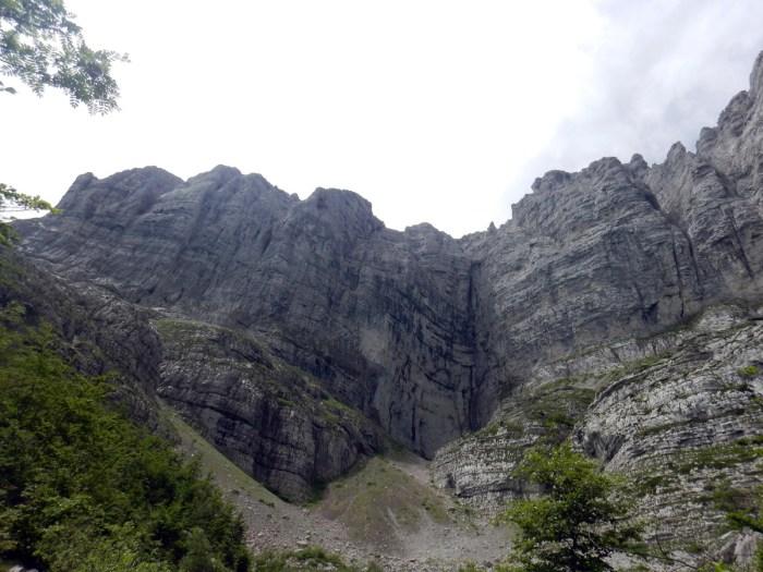 Sjeverna stijena Botina