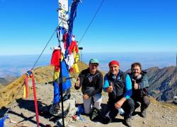 Vrh Moldoveanu