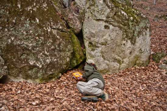 Sakrivanje geokeša