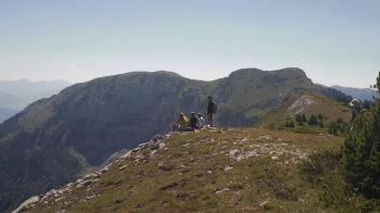 Pogled sa vrha Goveđak na Planu
