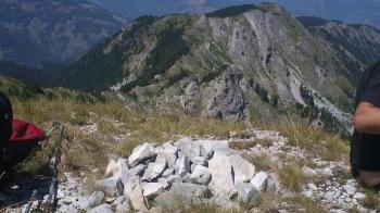 Pogled sa vrha Plana na Goveđak