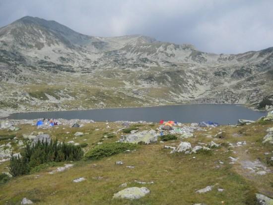 Jezero Bukura