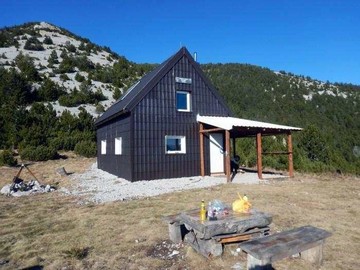 Planinarska kuća Plasa