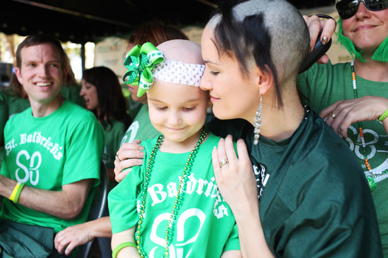 7 Things That Will Happen at Your St. Baldrick's Event