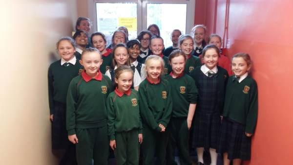 Greenschools - St. Brigid's GNS, Glasnevin