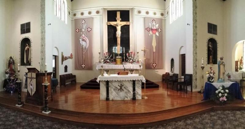 Altar Decoration By Season Ordinary Time Lent