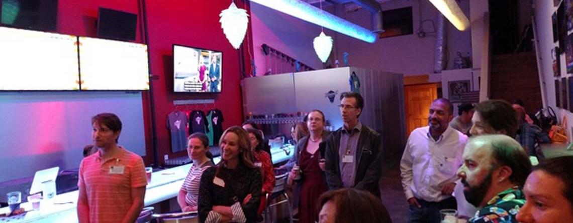 January Meeting: Pub Social Night at Kilowatt Brewing