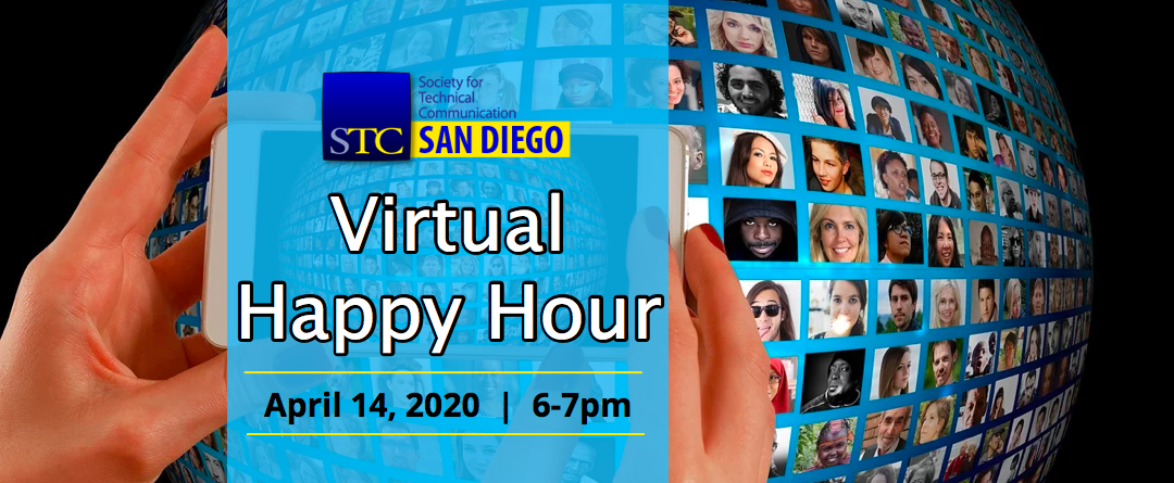 April Virtual Happy Hour