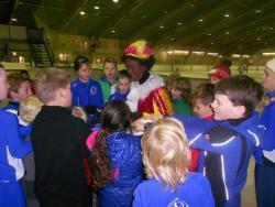 Zwarte Piet Leiden - klein