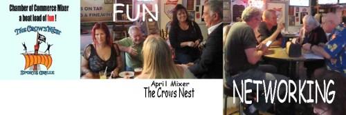 May Chamber Mixer @ The Hub
