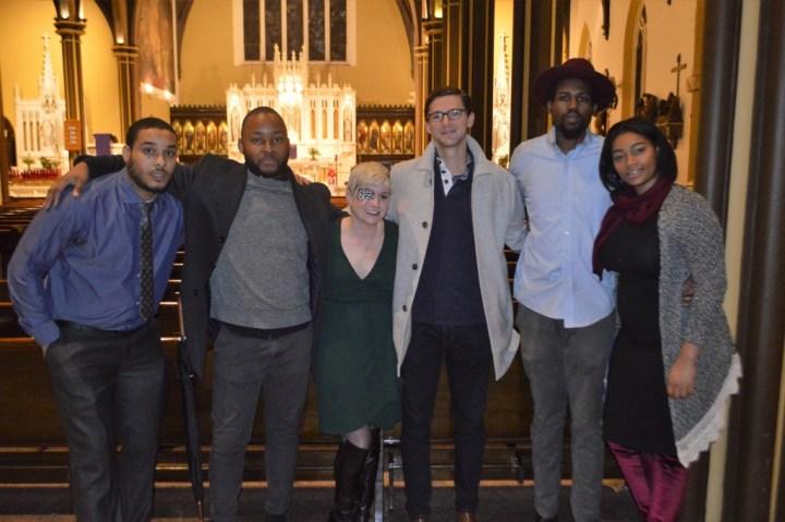 St. Charles Hosts St. Vincent Scholars