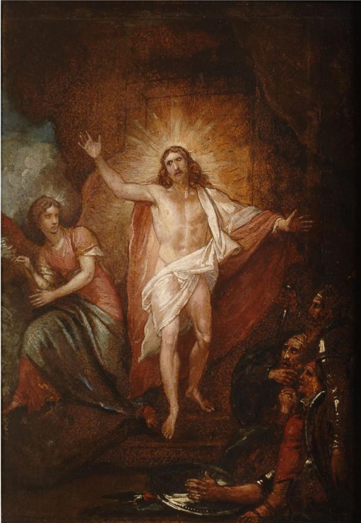 Resurrection, Benjamin West, c. 1808