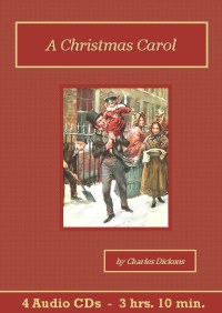 A Christmas Carol Audiobook CD Set - St. Clare Audio