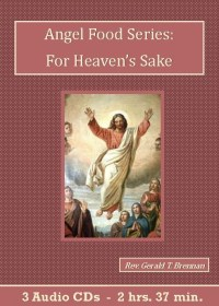 Angel Food Series: For Heaven's Sake - St. Clare Audio
