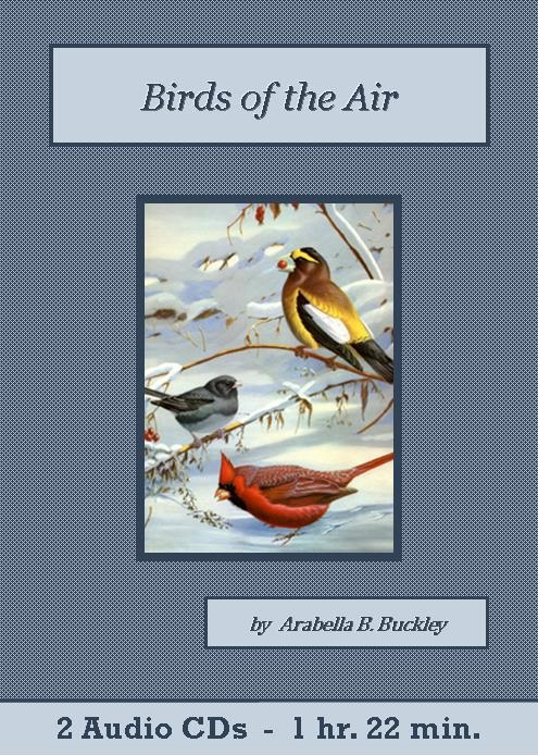 Birds of the Air Audiobook CD Set - St. Clare Audio