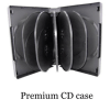 Premium CD Case - St. Clare Audio