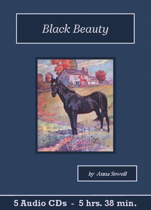 Black Beauty Audiobook CD Set - St. Clare Audio