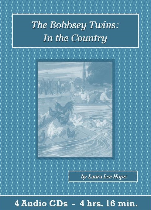 Bobbsey Twins in the Country - St. Clare Audio