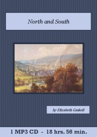 North and South Audiobook MP3 CD Set - St. Clare Audio