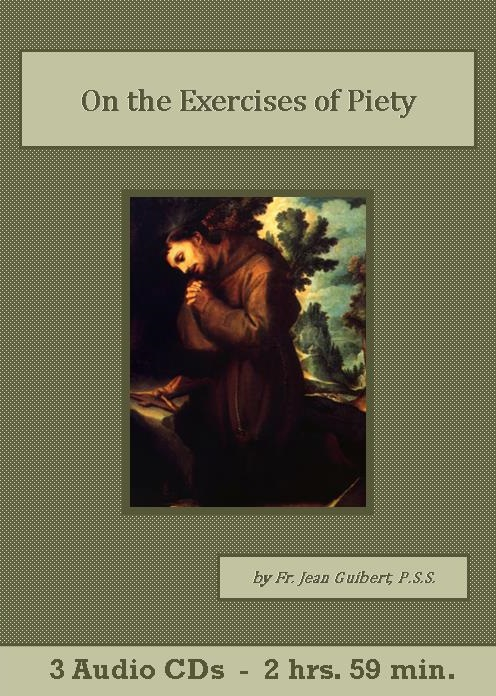 On the Exercises of Piety - St. Clare Audio