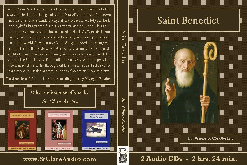 saint benedict catholic singles Catholic stand is an e-publication presenting essays and creative non-fiction, offering substantive resources with thoughtful insights into how to live the truth that the church teaches, owned by little vatican media.