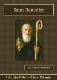 Saint Benedict Catholic Audiobook CD Set - St. Clare Audio