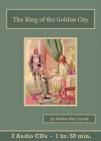 The King of the Golden City - St. Clare Audio