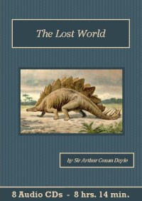 The Lost World Audio Book CD Set - St. Clare Audio