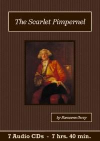 The Scarlet Pimpernel Audiobook CD Set - St. Clare Audio