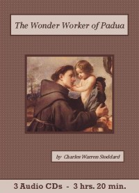 Wonder Worker of Padua - St. Clare Audio