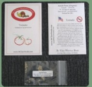 Heirloom and Open Pollinated Seeds - St. Clare Heirloom Seeds