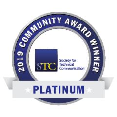 STC 2018 Platinum Community Award