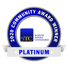 STC 2019 Platinum Community Award